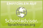 listed on schooladvisor.sprachreisen.org