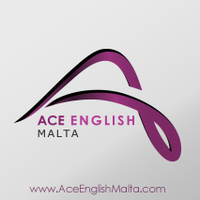 Ace english malta logo