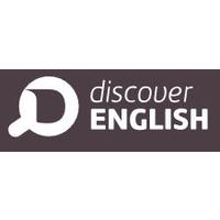 Discover english sprachschule logo